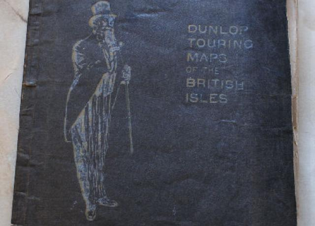 Dunlop Touring Maps of the British Isles