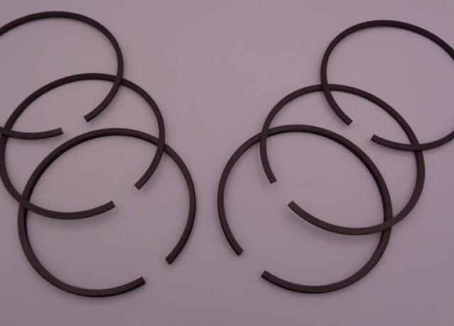 BSA A10 Piston Ring Set +080