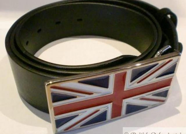 Brough Superior Belt Union Jack