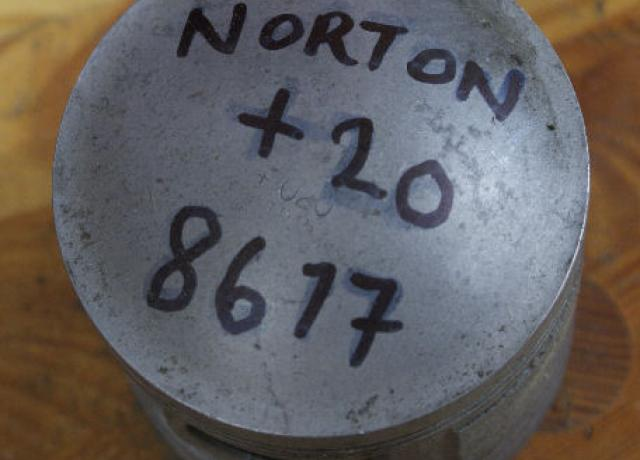 Norton Piston NOS 1931/48 490cc +20