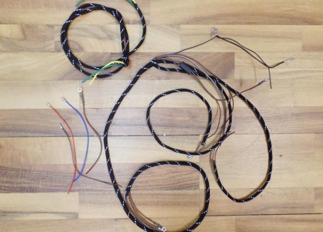 AJS/Matchless AMC Wiring Harness G9 G11 G12 Model 20/30 Mag Dynamo -1960
