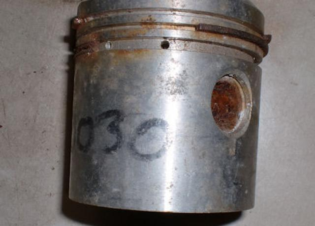 BSA A7 Piston used 500cc 1947/50 62.4mm +20