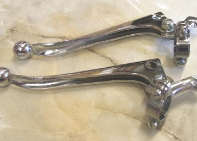 "Brake and Clutch Lever 7/8"" 22mm /Pair"