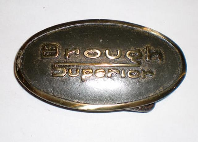 Brough Superior Belt Buckle
