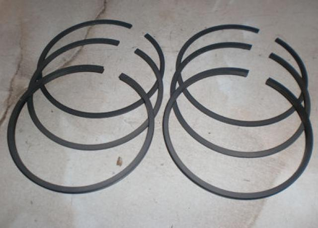 BSA A10 650cc Piston Ring Set 1950-63 /+40