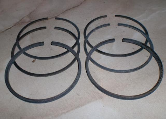 BSA A10 650cc Piston Ring Set 1950-63 /+20