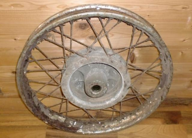 BSA/Ariel Front Wheel used