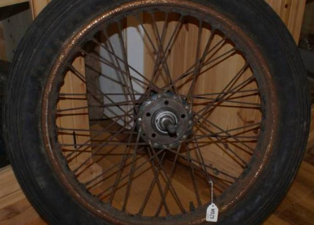 AJS/Matchless Wheel 1950-54 used