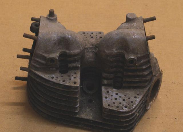Royal Enfield Cylinder Head used