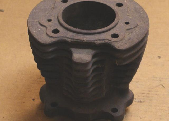 Cylinder with Piston used