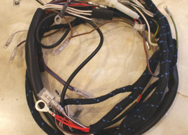 BSA A50/A65 1969-70 Wiring/Main Harness/Loom