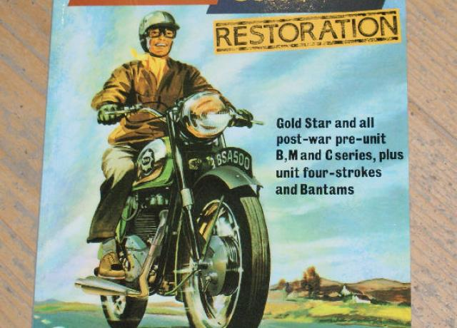 BSA Singles Restoration Guide by Roy Bacon