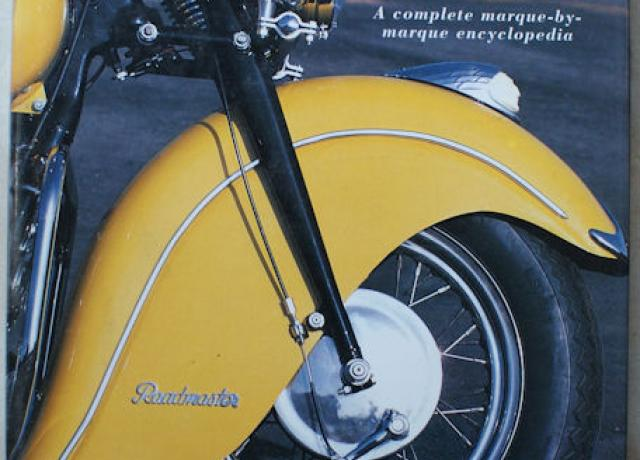 A-Z of Motorcycles by Roland Brown, Book