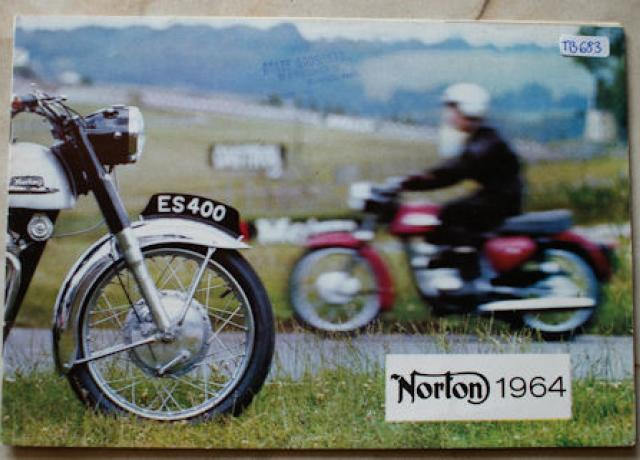 Norton 1964 Brochure