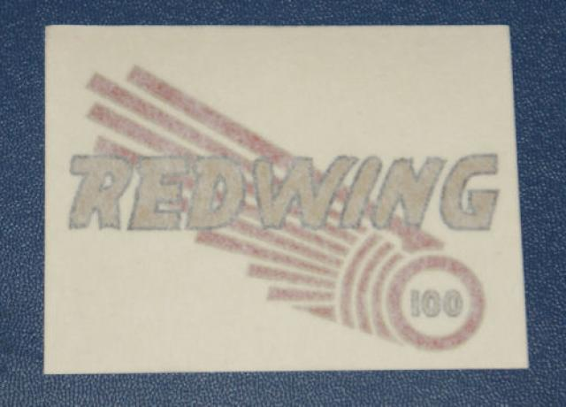 Panther tank Sticker Redwing 100  1960's