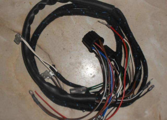 BSA A50/A65 6Volt Wiring Harness/Loom 1962-65