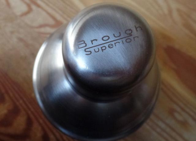 Brough Superior Cocktail Shaker