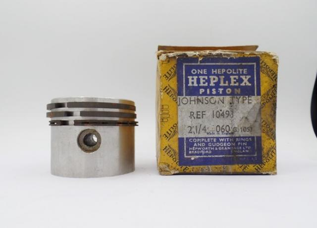 Heplex Piston Johnson Type 10493 +060 NOS